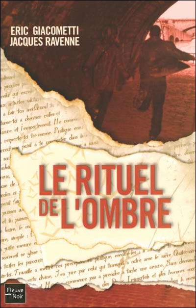 Antoine Marcas / Le rituel de l'ombre